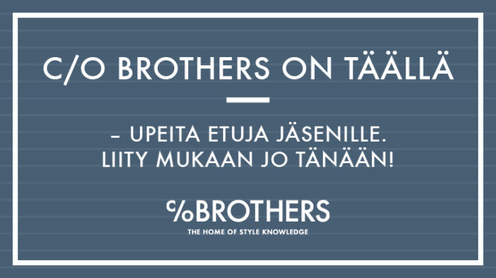 CO BROTHERS NEW