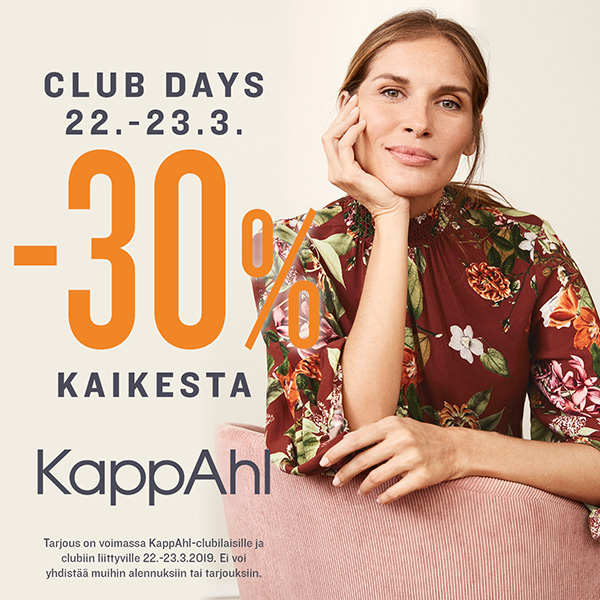 2019-03_KappAhl_Club Days_600x600