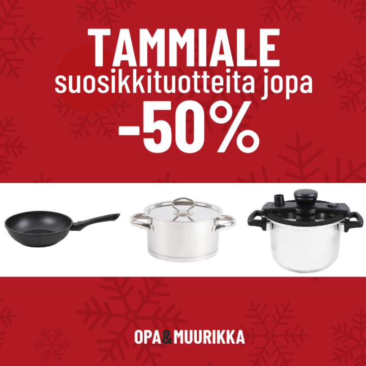 Tammiale 50%